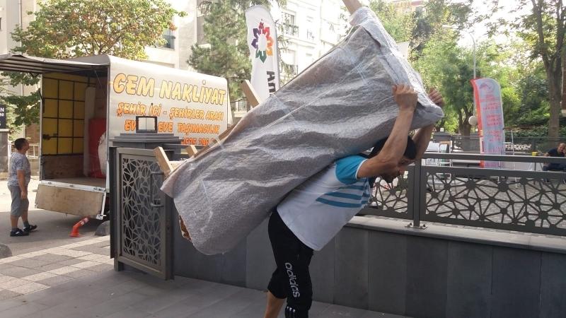 İstanbul şehirler arası evden eve eşya taşıma